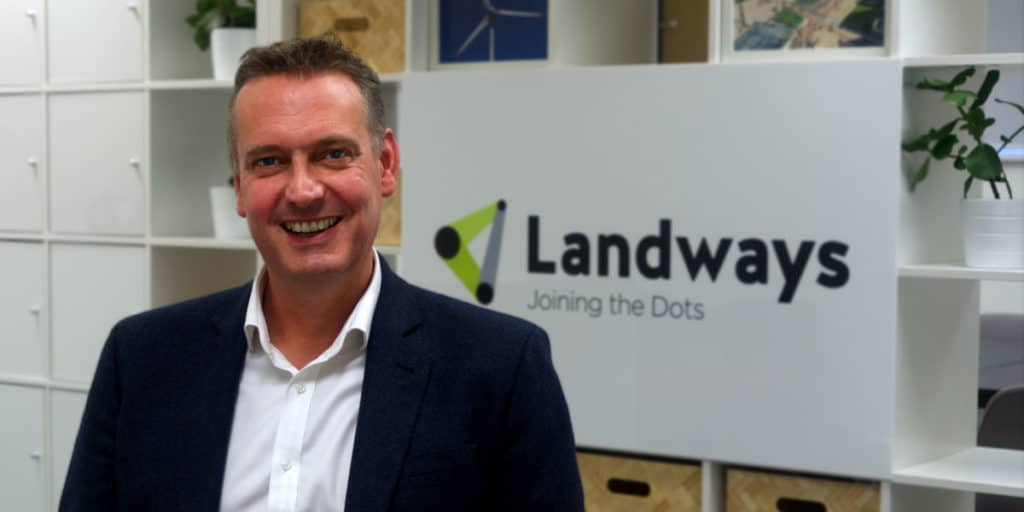 Matt Richards joins the team at Landways as Commercial Director.