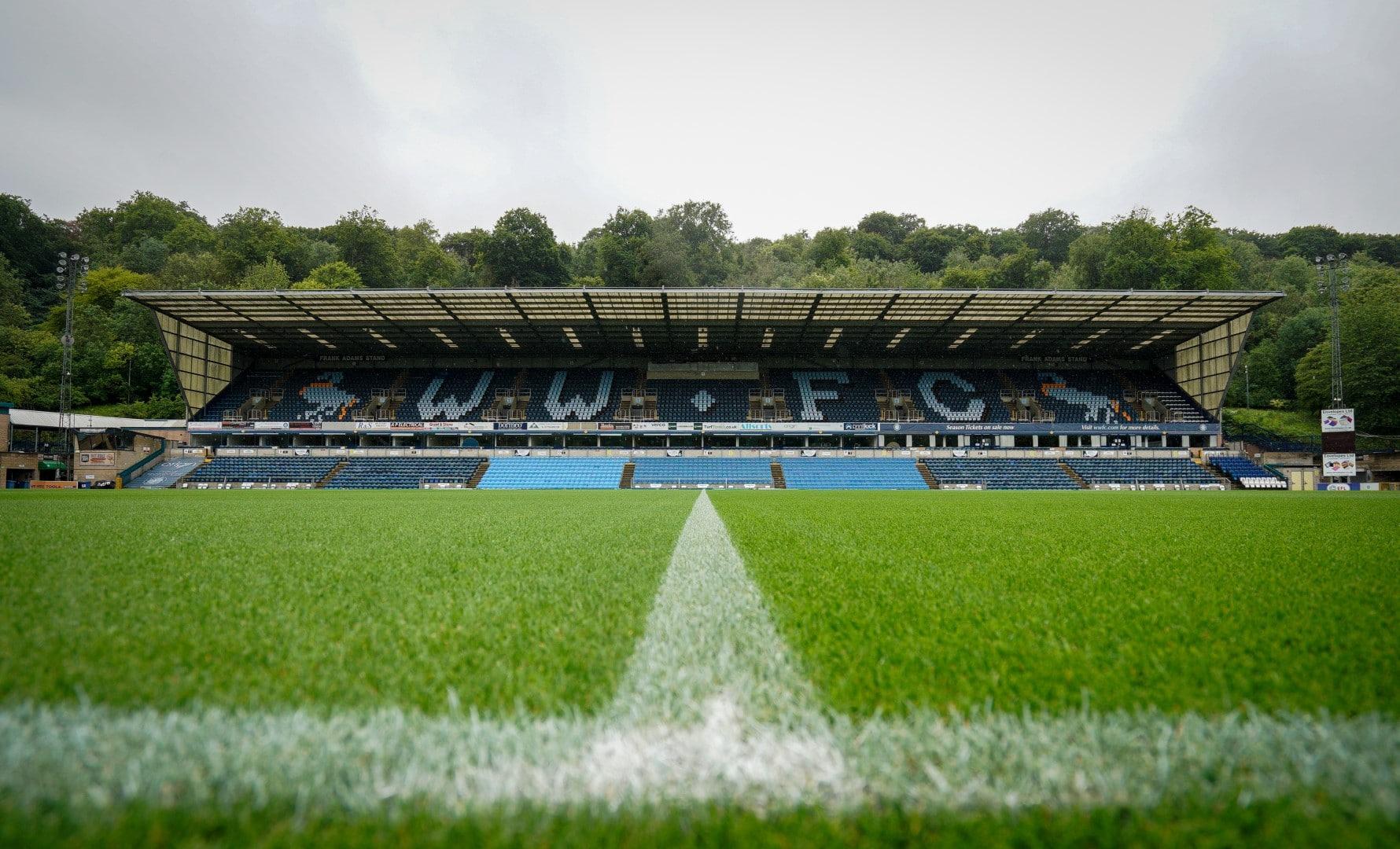 Wycombe Wanderers' Adams Park Stadium