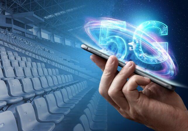 5G in Sports Venues - enabling a public network in stadium